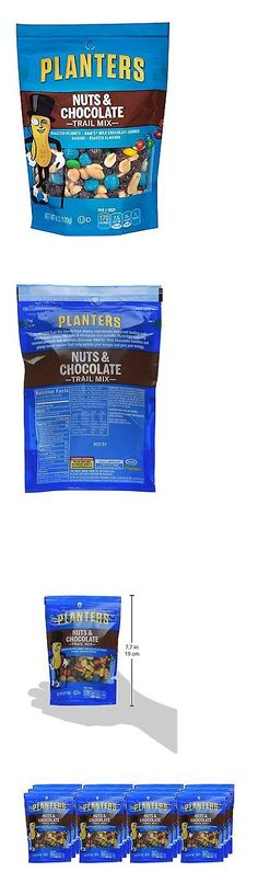 Trail Mix 179193: Planters Trail Mix Nuts And Chocolate Mandm S 6 Ounce Bag (Pack Of 12) -> BUY IT NOW ONLY: $33.77 on eBay!