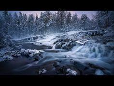 Beautiful Meditation Music, Meditation Music for Stress - YouTube Deep Sleep Music, Meditation Music, Waterfall, Stress, World, Youtube, Outdoor, Beautiful, Outdoors