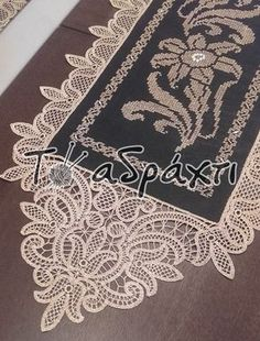 Crochet Doily Patterns, Lace Patterns, Crochet Doilies, Crochet Lace, Dress Patterns, Doll Clothes Patterns, Clothing Patterns, Beginning Embroidery, Romanian Lace