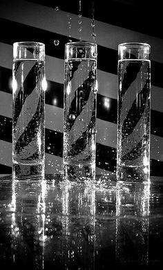 Zebra Water Splash | Flickr: Intercambio de fotos