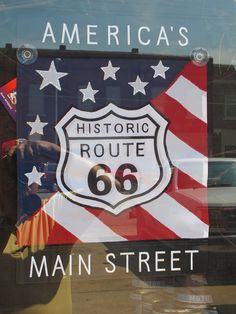 Historic Route 66 ~ America's Highway