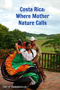 Costa Rica Mother Nature Calls