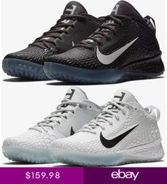 39fc5c039a5 Nike Force Zoom Trout 5 Turf Mens Baseball Shoes MIKE TROUT Comfy Sneakers