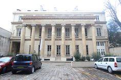 H tel de cassini 1768 32 rue de babylone paris 75007 for Institut culturel italien paris