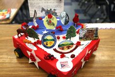 Grade Wit and Whimsy: State Projects ::: Research Paper, Power Point, & State Float Social Studies Projects, 5th Grade Social Studies, School Projects, Projects For Kids, States And Capitals, Paper Writing Service, 5th Grade Classroom, Fifth Grade, 5th Grades
