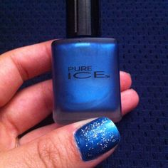 Pure ICE nail polish in \'French Kiss\' | Nails | Pinterest