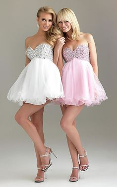 Elegant A-line Sleeveless with Beaded Tulle Cocktail Dress/Homecoming Dress Dresses Short, Cute Dresses, Dresses 2013, Dresses Dresses, Dresses Online, Sparkly Dresses, Jovani Dresses, Cheap Dresses, Homecoming Dresses