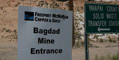 Job Vacancy Senior Process Engineer - Bagdad, AZ Freeport-McMoRan ~ Technology Industry Of Gold Mining
