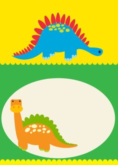 convite personalizado formato de dinossauro - Pesquisa Google