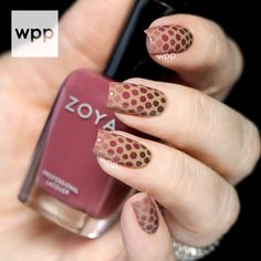 Neutral Nail Art with the Zoya Naturel Deux (2) Collection : work / play / polish
