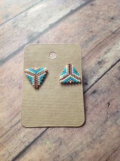 Hey, I found this really awesome Etsy listing at https://www.etsy.com/listing/201739971/triangle-stud-tribal-earrings