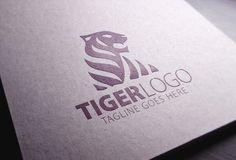 Tiger Logo by eSSeGraphic on Creative Market