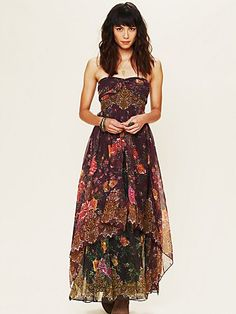 Indian Enchantment Dress  http://www.freepeople.com/whats-new/indian-enchantment-dress/