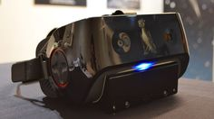 First look: Qualcomm Snapdragon 835 VR Developer Kit headset Read more Technology News Here --> http://digitaltechnologynews.com As soon as you slip on Qualcomm's Snapdragon 835 VR Developer Kit (VRDK) headset you notice two things. For one there are no wires nothing that tethers you to a high-end PC or mobile device. You can move freely around a room (careful not to run into a TV though as we almost did).   The second thing you notice: You can see your hands.   Well they're not your hands…