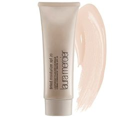Tinted moisturizer, three in one, less products to put on oily skin