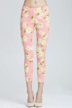 #Vintage Moschino Pavia Floral Pant
