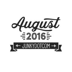 Best products JunkyDotCom August 2016 @zazzle @redbubble @cafepress