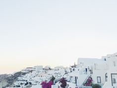 Beautiful Oia, Santorini Seattle Skyline, New York Skyline, Oia Santorini, Travel Pictures, Around The Worlds, Photo And Video, Beautiful, Instagram, Travel Photos