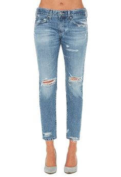 AG Jeans Official Store, The Nikki Crop - 17 Years Folklore, 17 years folklore, Women's the Nikki Crop, Ag Jeans, Cropped Jeans, Skinny Jeans, Spring 2016, Boyfriend Jeans, Fashion News, Official Store, Folklore, Style Inspiration