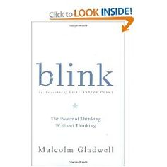 Blink by Malcolm Gladwell. I can't say how many times I've read this book - but it gives such a great perspective on how we think!
