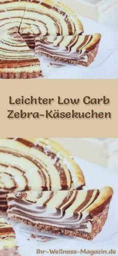 Light juicy low carb zebra cheesecake   recipe without sugar #casserole #keto #ketocasserole #lowcarb