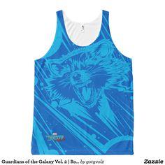 Guardians of the Galaxy Vol. 2   Rocket Yell. T-Shirt. Producto disponible en tienda Zazzle. Vestuario, moda. Product available in Zazzle store. Fashion wardrobe. Regalos, Gifts. Trendy tshirt. #camiseta #tshirt