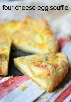 Cheese souffle, Pastries and Puff pastries on Pinterest
