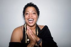 """#NomoRoleModel Lisa Fischer (1958- ) is an American vocalist and songwriter. She found success with her 1991 debut album 'So Intense', which produced the Grammy Award–winning hit single """"How Can I Ease the Pain"""". She has been a back-up singer for a number of famous artists including Sting, Luther Vandross and Tina Turner, and toured with The Rolling Stones from 1989 to 2015. She has no children. #WoC #BIPOC #BAME Famous Artists, Music Artists, Female Soul Singers, Lisa Fischer, Keep Quiet, Luther Vandross, Tina Turner, Beautiful Smile, Debut Album"""