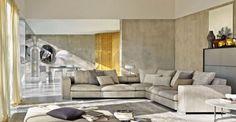 ♔  Disporre divani e tavolino in salotto
