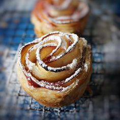 Apple Rose Tarts // Simply Beautiful Eating. Find this recipe and 20+ more on our Simply Organic Instagram Takeover Feed https://feedfeed.info/simply-organic-instagram-takeovers #feedfeed