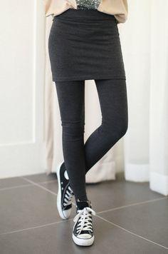 #다홍 #레깅스 #스커트 레깅스 #치렝스 #leggings #skirtleggings #dahong