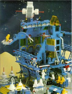 lego neo classic space - Google Search