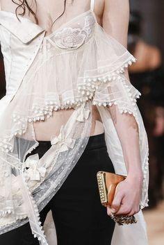 Alexander Mcqueen, Primavera/Verano 2018, París, Womenswear