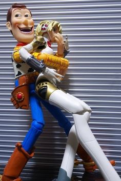 The Best Of Creepy Woody. These are so wrong, but they leave me in tears every time I see them! Cannot stop laughing!!