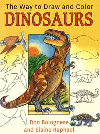 n this hands-on book for kids who love dinosaurs, accomplished artists and authors Don Bolognese and Elaine Raphael describe the characteris...