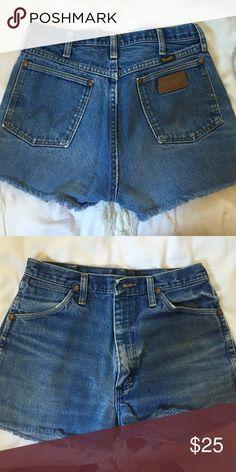 Wrangler Jean shorts Wrangler Jean shorts Wrangler Shorts Jean Shorts