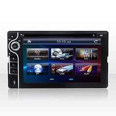 Bosion 2 DIN Touchscreen Car Stereo with Bluetooth Dvd Mp3 Radio 6.2inch Black Bosion http://www.amazon.com/dp/B00VE8AED0/ref=cm_sw_r_pi_dp_djBwvb02T1EJV