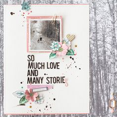 Marivi Pazos Photography & Scrap: so much love and many stories
