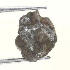 1.96 TCW Brownish Reddish Color African Loose Rough Natural Raw Diamond