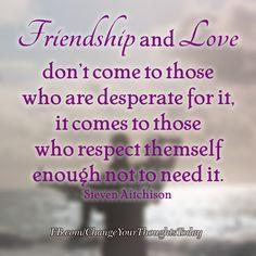#friendship #love #stevenaitchison