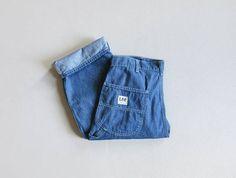 vintage deadstock 70s Lee carpenter jeans | 32 waist