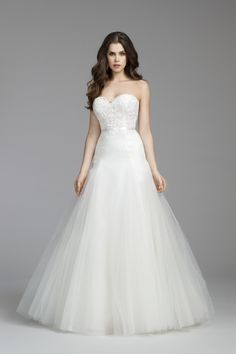 Bridal Gown - Tara Keely Style 2654
