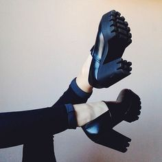 nicolejanelle:  i need these for stomping on men while i climb above them to shatter the glass ceiling in today's business world.  The shoe...