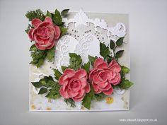 Elina Cardmaking Hobby, Easter card