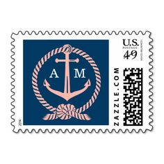 >>>Cheap Price Guarantee          Wedding Postage Stamp | Nautical Monogram           Wedding Postage Stamp | Nautical Monogram so please read the important details before your purchasing anyway here is the best buyReview          Wedding Postage Stamp | Nautical Monogram please follow the ...Cleck Hot Deals >>> http://www.zazzle.com/wedding_postage_stamp_nautical_monogram-172094637901446587?rf=238627982471231924&zbar=1&tc=terrest