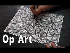 El Op Art es un movimiento artístico nacido en Estados Unidos a mediados de los 60`s, que hace uso de las ilusiones ópticas para producir imágenes abstractas...