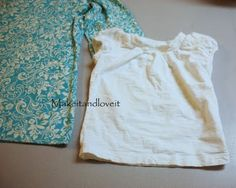 Re-purposing: Short Sleeve to Long, Part II | Make It and Love It