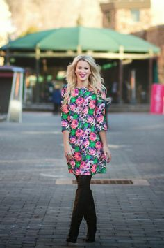 Crowley Party: SHARING STYLE : FLOWER POWER