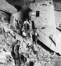 This Day in History: Dec 18, 1888: Discovery of the ancient Indian ruins of Cliff Palace in Mesa Verde.