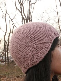Thick Lil Ear Flaps Hat by Clare Lee -FREE